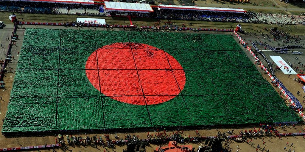 If You Think Largest Human Made Flag Idea In Nepal Was