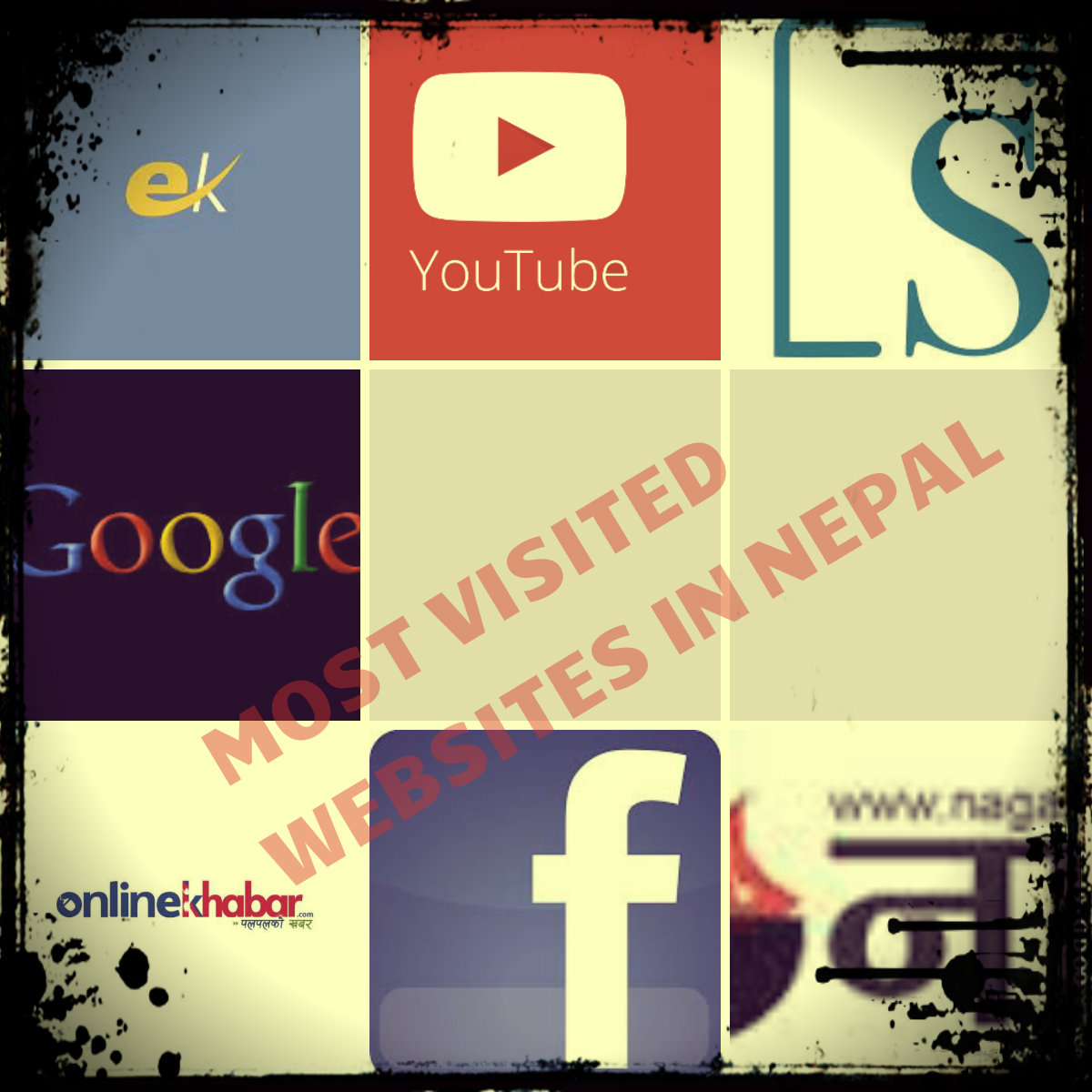 Most Visited Websites in Nepal