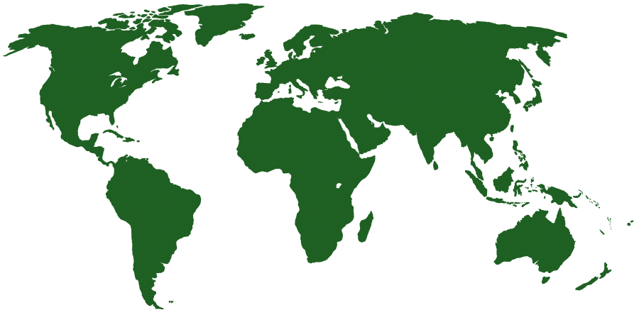 World_map_green