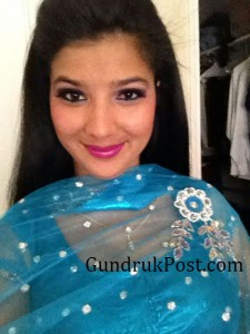 Bindu in the USA
