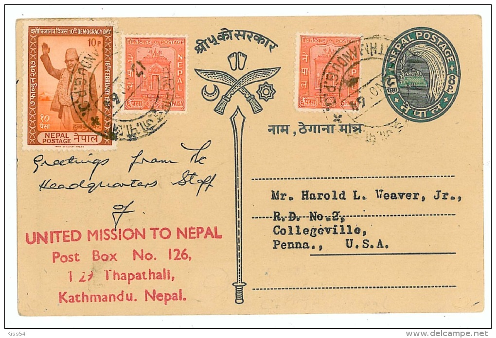 104.OldPostCard-DCNepal
