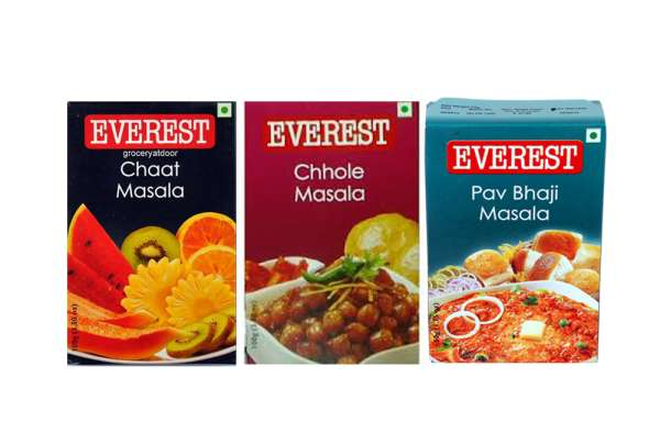 'Everest Masala' one of the largest spices brands in India