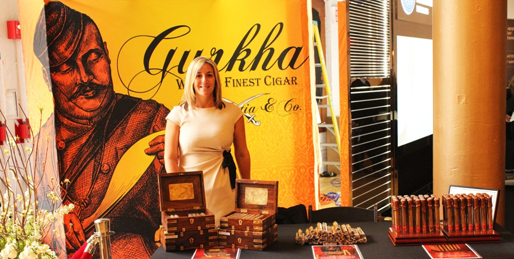 'Gurkha Cigar' one of the most expensive cigars in the world