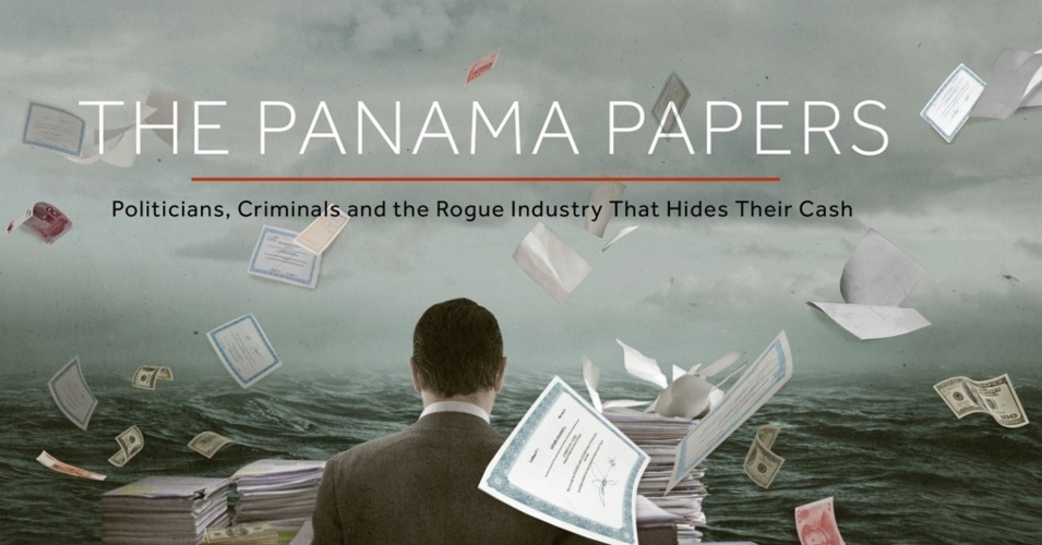 The Panama Papers 'Biggest Leak in History' Exposes Global Web of Corruption (Image: CommonDreams.org)