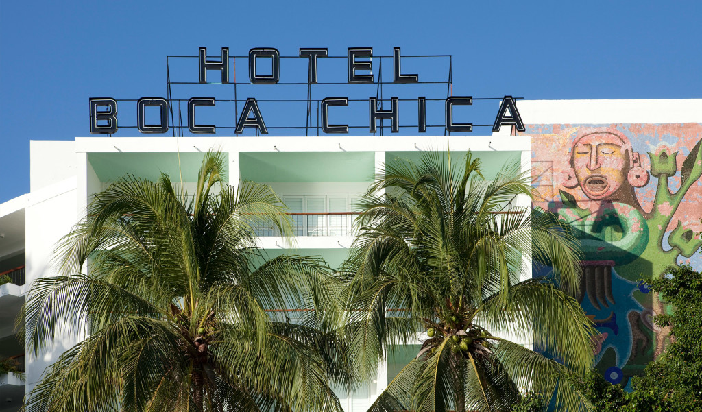 Hotel Boca Chica (Photo hoteldesign)