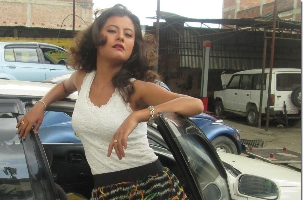 Sushma Karki (Photo nepaliactress.com)