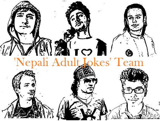 Team 'Nepali Adult Jokes'