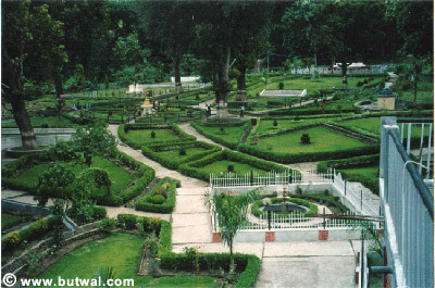 Manimukunda Sen known as Phulbari park in Pari Butwal (Photi flickr)