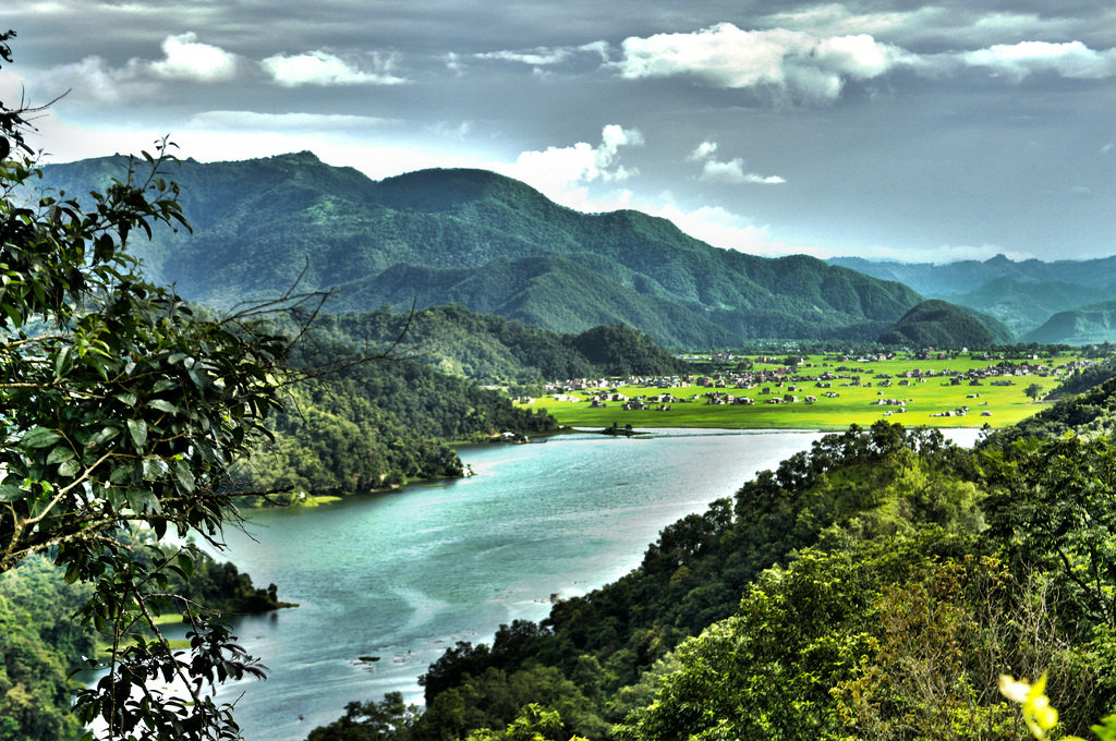 Stunning Rupa Lake at Kaski. Photo Flickr /dippuj