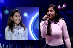 Beautiful Rockstar Of Nepal Idol: Kengal Mehar Shrestha