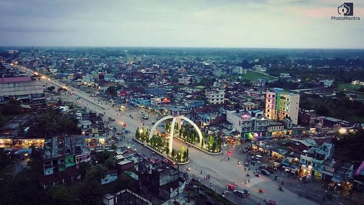 Ramanand Gate has been new face of Janakpur (Photo: photomantra)